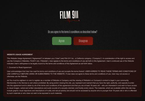 Film911 911 Nightmare